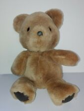 "Vintage 1981 Gund Bear Spot Plush Stuffed Teddy Bear 13""  - Machine Washable"
