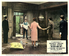 THE DEVIL RIDES OUT ORIGINAL LOBBY CARD HAMMER CHRISTOPHER LEE NIKE ARRIGHI 1968
