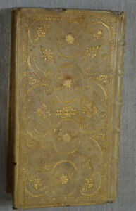 1690 Les Psaumes de David Marot et Beze gravure bel reliure velin éd Blaeve