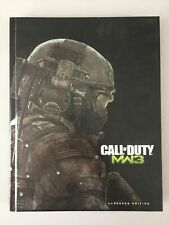 Call Of Duty Modern Warfare 3 MW3  Official Strategy Guide Hardened Edition 2011