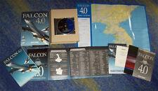 Falcon 4.0 PC deutsche Erstausgabe mit Anleitung 500 Seiten Landkarte BOX