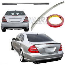 Aleron para Mercedes Clase E W211 2002-2009 spoiler alerón de plástico Abs