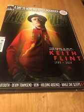 Kerrang Magazine The Prodigy Keith Flint Tribute Soundgarden A Day To Remember