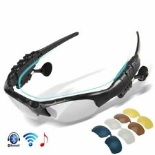 Cycling Glasses Bluetooth Polarized MP3 Phone Bicycle Outdoor Sport Sunglasses