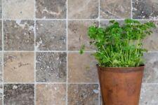 Naturstein Wand Boden Fliese Silber Antique Travertine Marmor|F-45-47010