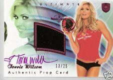 BENCHWARMER ULTIMATE - TORRIE WILSON AUTO PROP #13/25