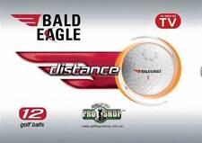 "1  DOZEN NEW BALD EAGLE ""DISTANCE"" GOLF BALLS,  as good as your using now"