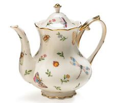 ~~MORNING MEADOWS TEAPOT - 32OZ~~ B/658007