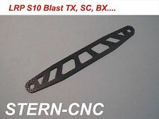 LRP S10 Blast Carbon Tuning Battery Holder TC TX2 Sc Mt Bx etc. Top HD