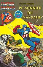 Artima / Arédit  Captain America    N° 2  comics Fr