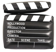 New Inflatable Clapper Board Movie Director Hollywood Party Prop Decoration
