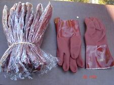 Säureschutzhandschuhe Schutzhandschuhe Größe 10 von KOMET, NEU