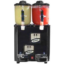 Mini Marg 2 Bowl - New Margarita Slush Frozen Drink Machine - Donper Xc212