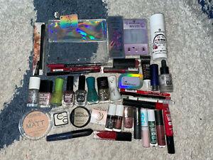 40 Teile Kosmetikpaket Beautypaket Essence Catrice Sleek Gosh LOV mit Mängel 11