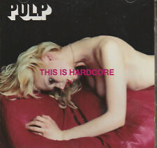 Pulp - This Is Hardcore (1998) CD