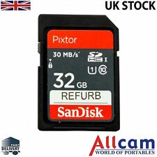 SanDisk Ultra 32GB SDHC SD Memory Card 30 MB/s Class 10 UHS-1