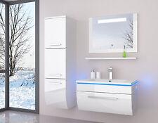 Badezimmermöbel weiß  Badmöbelsets in Weiß   eBay