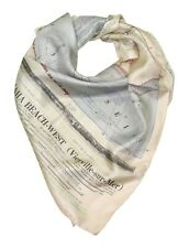 WWII Escape Map and D-Day Silk Scarf Set for sale  - World War 2 maps