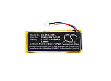 Battery for Cardo Scala Rider G4, G9, G9X, Scala Rider Intercom, ZN452050PC-1S2P