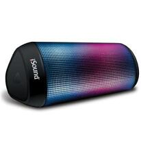 Isound 5204 Bluetooth Portable Speaker Black