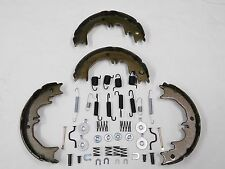 LANDCRUISER FZJ75 & HZJ75 REAR HANDBRAKE SHOES & SPRING & CLIP SET 1992-1998