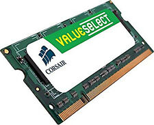 RAM Corsair Value Select 1 GB (1x1 GB), DDR2, 533 MHz VS1GSDS533D2