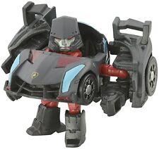 Takara Tomy Q Transformers QT32 Black Megatron Figure from Japan