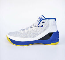 Under Armour Curry 3 Dub Nation Basketballschuh NBA Herren Gr 44,5 1269279-102