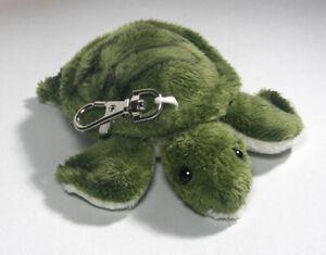Carl Dick Collection Schildkröte Schlüsselanhänger aus Plüsch  ca. 11 cm