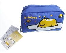 Sanrio Gudetama Polyester Cosmetic Makeup Beauty Bag Pencil Case GU1507A30250