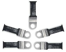 Fein 63502162020 Supercut E-cut Long Life Blade 32x78mm Pack of 5 (K136)