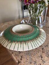 More details for art deco shelley harmony dripware posy bowl - fabulous undamaged condition