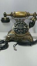 Europe style landline telephone vintage home phone antique court telephone made