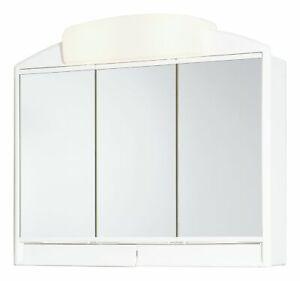 Jokey Spiegelschrank Rano LED weiß 59 x 51 x 16 (14) cm