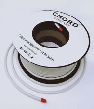 Chord Odyssey X Speaker Cable - Unterminated Sold Per Metre