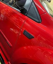 Ford Focus ST FL Front Wing Badges