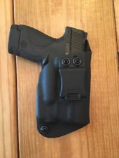 Smith And Wesson M&P Shield TLR6. Kydex Inside Waistband Holster