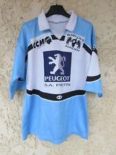 Maillot Rugby Club AJACCIEN AJACCIO porté n°11 vintage CORSE collection L