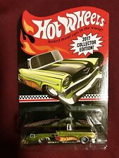 Hot Wheels Kmart '56 Chevy Convertible Collector Edition Exclusive K-Day 2017