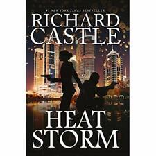 Heat Storm - Hardcover NEW Castle, Richard 02/05/2017