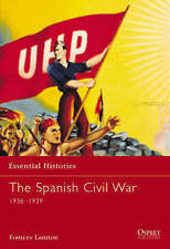 The Spanish Civil War 1936-1939 by Frances Lannon (Paperback, 2002)