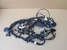 2018 YAMAHA MT-03 321cc – WIRING HARNESS / LOOM + RELAYS - ONLY 255 MILES