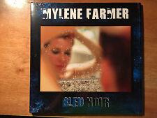 Mylene Farmer Bleu Noir Double LP - LIKE NEW