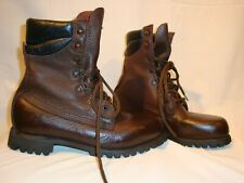 """Vintage Red Wing Irish Setter """"Dog Tag"""" Insulated Boots, Men's 8, Made in USA"""