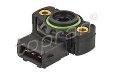 Sensor, Drosselklappenstellung TOPRAN 112 194