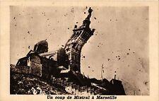 CPA Un coup de mistral a MARSEILLE (403639)