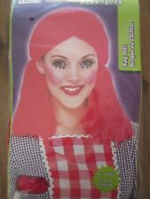 Dress up's Rag Doll red wig