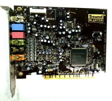 1PC Innovation Sound Blaster Audigy 4 Value SB0610 7.1 K song card #XH