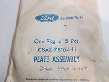 Ford OEM Direct Clutch Internal Spline Plate Set of 5 NOS C8AZ-7B164-H C6 Auto