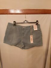 F&F BNWT Ladies Size 18 High Waist Denim Shorts